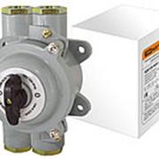 Пакетный выключатель ПВ3-100 3П 100А 220В, силуминовый корпус, IP56 TDM фото