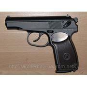 Пневматический пистолет Makarov KWC фото