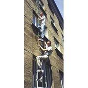 Лестница навесная спасательная фото