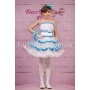 Нарядное детское платье 14-0047 фото