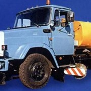 Дорожная машина КДМ-130В фото