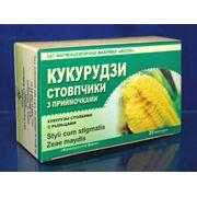 Кукурузные столбики с рыльцами фильтр-пакеты №20 фото