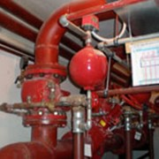 Противопожарный водопровод фото