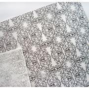 """Бумага белая для упаковки """"ART"""". фото"""