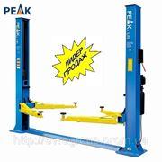 Подъемник для сто, двухстоечный, PEAK 208.Продаём подъёмники для СТО. фото