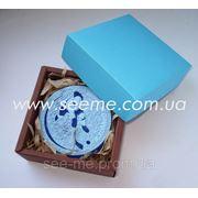 Коробка подарочная 85x85x35 мм, цвет в палитре фото