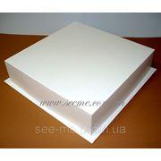 Коробка для торта подарочная 450х450х130мм фото