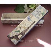 "Коробка подарочная "" Paris"" фото"