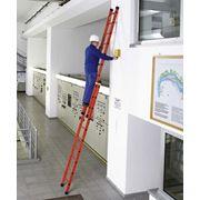 Лестницы диэлектрические фото