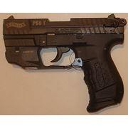 Walther P50T с ЛЦУ к.10*22Т пистолет газовый фото