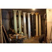 Декор колонны фото