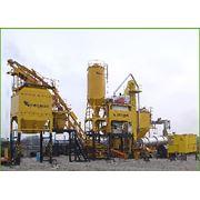 Асфальтосмесительная установка ДС-185 (Производительность 56-60 т/ч) фото