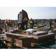 Гранитные памятники скульптуры ступени лестницы балясины плитка цоколя доставка и установка гарантия фото