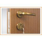 Противопожарные деревянные двери фото