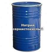 Натрий сернистокислый пиро (Метабисульфит), квалификация: имп, ч / фасовка: 25 фото