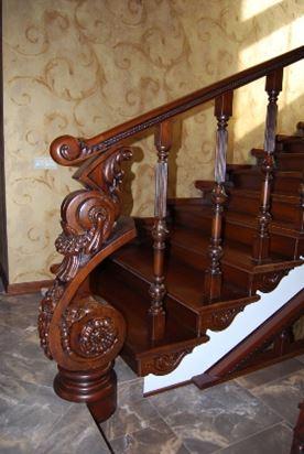 Перила для лестницы в- m-stranaru