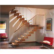 Производим Лестницы на косоурах фото