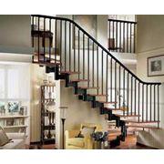 Лестницы на косоуре фото