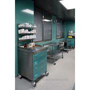 Медицинская мебель Alvo Grupa Gastrometal (Польша) фото