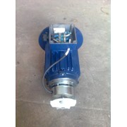 Электродвигатель с тормозом АИР71А4Е 0.55квт *1500 об/мин. фото