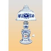 Лампа-Часы фото