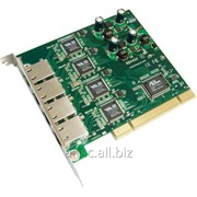 Адаптер MikroTik N/G44V RouterBoard 44 PCI фото