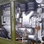 Электростанция (дизель-генератор) АД-30Т/400      фото
