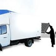 Автомобильные перевозки грузов до 4т фото