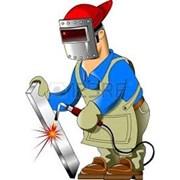 Газо-электро сварщик. Сварочные работы в Иркутске фото