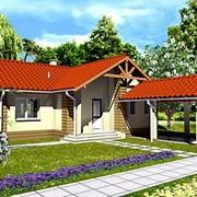 Дом каркасный Проект Падуя фото