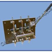Переключатель / рубильник ПБ32 250А (универсальный привод) фото