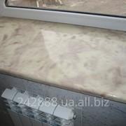 Підвіконня бетонні фото