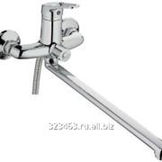 Смеситель Frap F2214-B для ванны фото