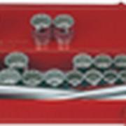 Комплект торцевых головок 3/4 6224CR фото