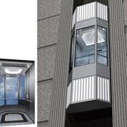 лифты пассажирские, грузовые, панорамные фото
