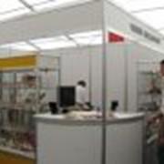 Аренда выставочного и торгового оборудования фото