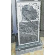Памятник мрамор уфалейский 900*450*70 прямой фото