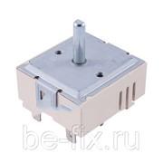 Механический переключатель мощности конфорок для электроплиты Whirlpool 481927328279. Оригинал фото