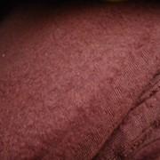 Ткань Флис Бордовый фото