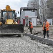 Дорожное строительство, Некрасовка фото