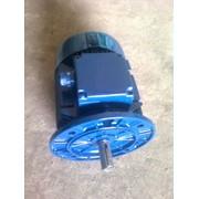Электродвигатель с тормозом АИР90L6Е 1.5квт*1000об/мин. фото
