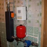 Отопление загородного дома, отопление дачи фото