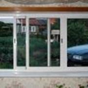 Пластиковые окна и двери фото