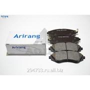 Колодка дискового тормоза передняя Arirang, кросс_номер 96405129 фото