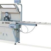 Автоматическая пила для резки соединительных уголков алюминиевых окон и дверей LJJZ-420х600 (Пила для серийной резки сухарей / закладных LJJZ-420х600) LJJZ-420х600 фото