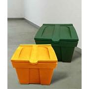 Ящик для песка (песчано-соляной смеси) фото