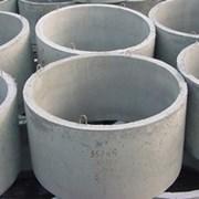 Качественные жби кольца, крышки, дно фото