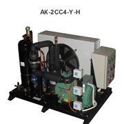 Однокомпрессорный холодильный агрегат АК-2CС4-Y-H фото