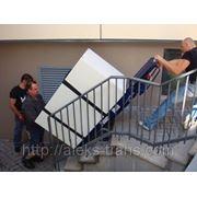 Перевозка мебельных сейфов фото