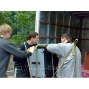 Перевозка огневзломостойких сейфов фото